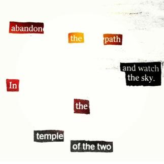 abandon the path